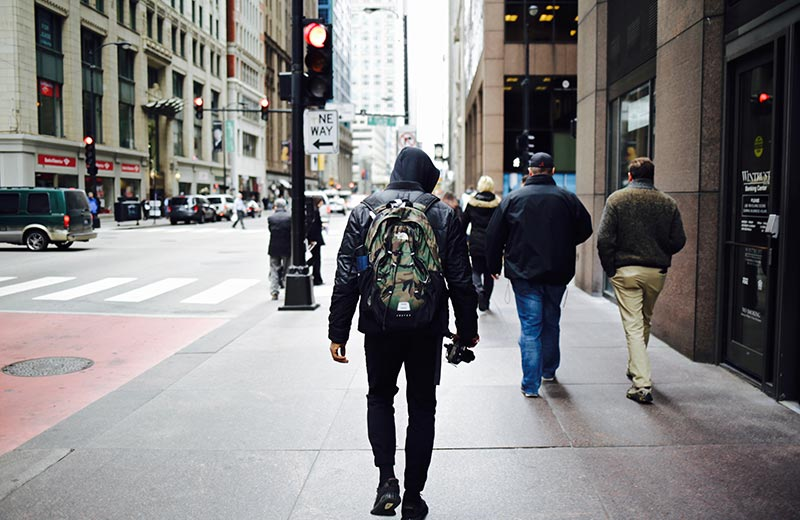 Backpackperson