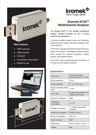 K102 Brochure