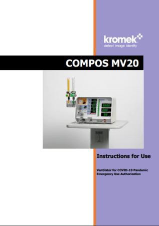 Compos MV20 User Guide Cover