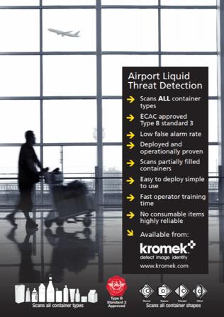 liquid Explosive detector brochure