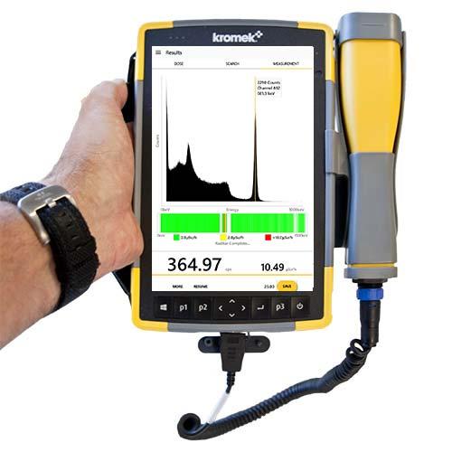 Raymon10-handheld-gamma-spectrometer
